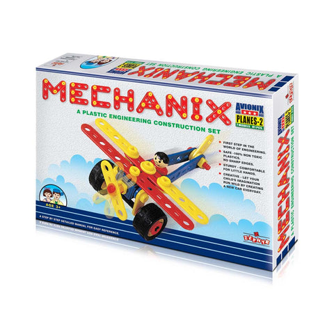 Mechanix- Planes 2