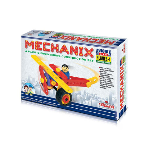 Mechanix- Planes -1