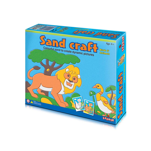Sand Craft (Birds and Animals)