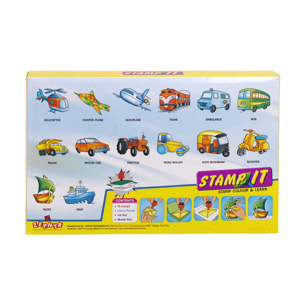 Stamp It (Transport)