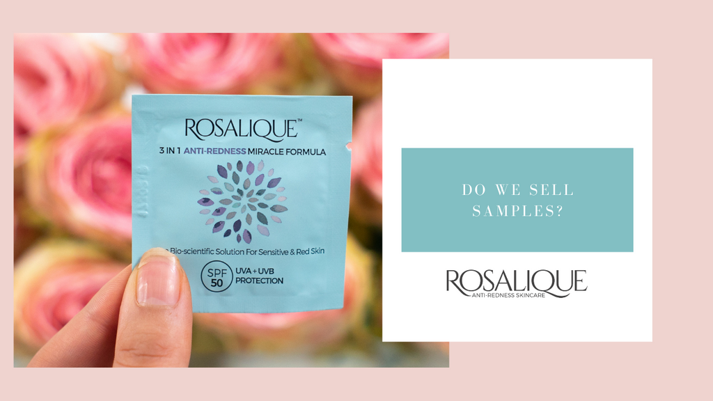 Do we sell samples of Rosalique?