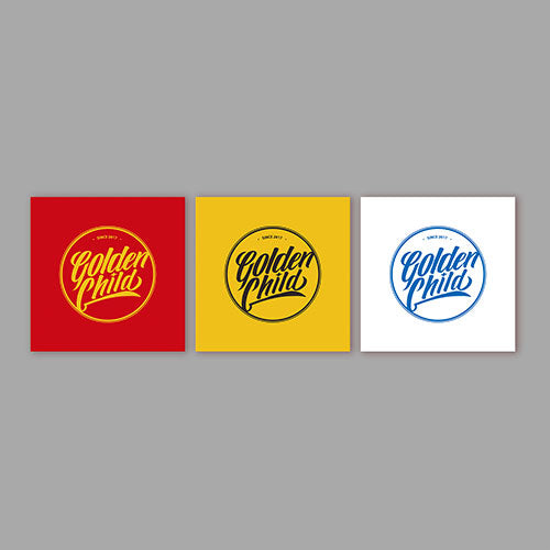 Golden Child Single Album - Vol. 2 (RANDOM VER.)
