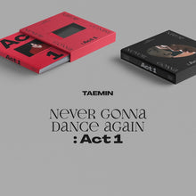 Load image into Gallery viewer, [PRE-ORDER] TAEMIN Mini Album Vol.3 - Never Gonna Dance Again: Act I