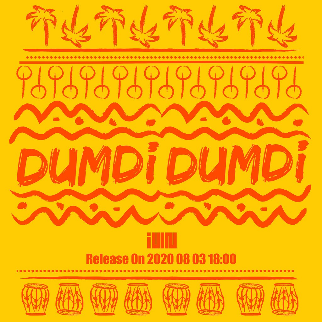 (G)I-DLE Single Album: Dumdi Dumdi