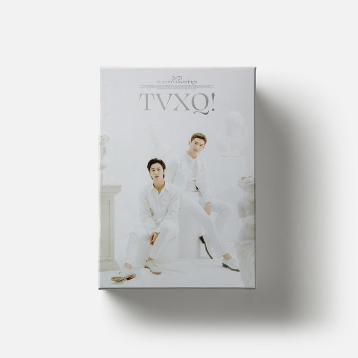 [Special Pre-Order] SMTOWN Artists Season's Greetings 2021 - TVXQ!
