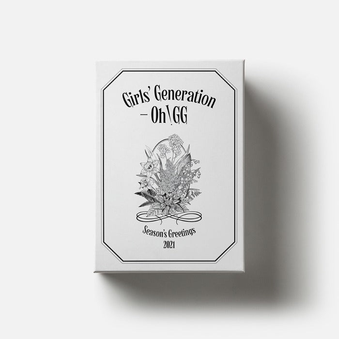[Special Pre-Order] SMTOWN Artists Season's Greetings 2021 - Girls' Generation Oh! GG