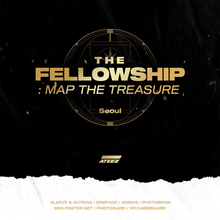 Load image into Gallery viewer, [PRE-ORDER] ATEEZ World Tour The Fellowship: Map The Treasure Seoul DVD