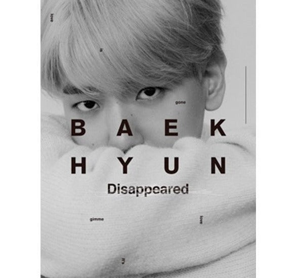 BAEKHYUN - Japanese Single