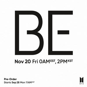 [PRE-ORDER] BTS - BE (Deluxe Edition)