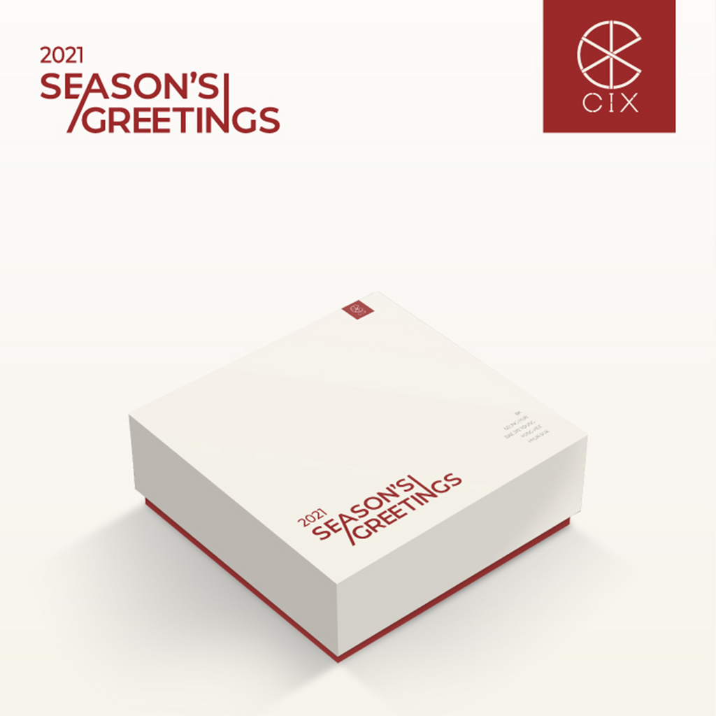 [PRE-ORDER] CIX Season's Greetings 2021