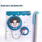 [Moonchiine] Day6 Jae x Jje Button Pins