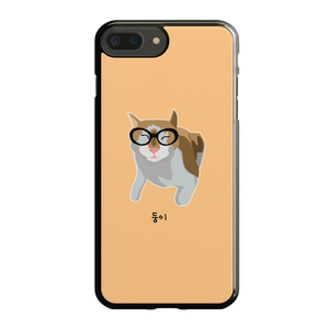 [Fairyslush] [PRE-ORDER] Three Cats 2D Phone Case - iPhone