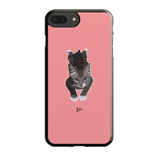 Load image into Gallery viewer, [Fairyslush] [PRE-ORDER] Three Cats 2D Phone Case - iPhone