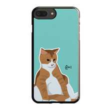 Load image into Gallery viewer, [Fairyslush] [PRE-ORDER] Three Cats 2D Phone Case - Oppo / Vivo