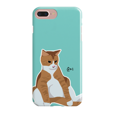 Load image into Gallery viewer, [Fairyslush] [PRE-ORDER] Three Cats 3D Phone Case  - iPhone / Samsung