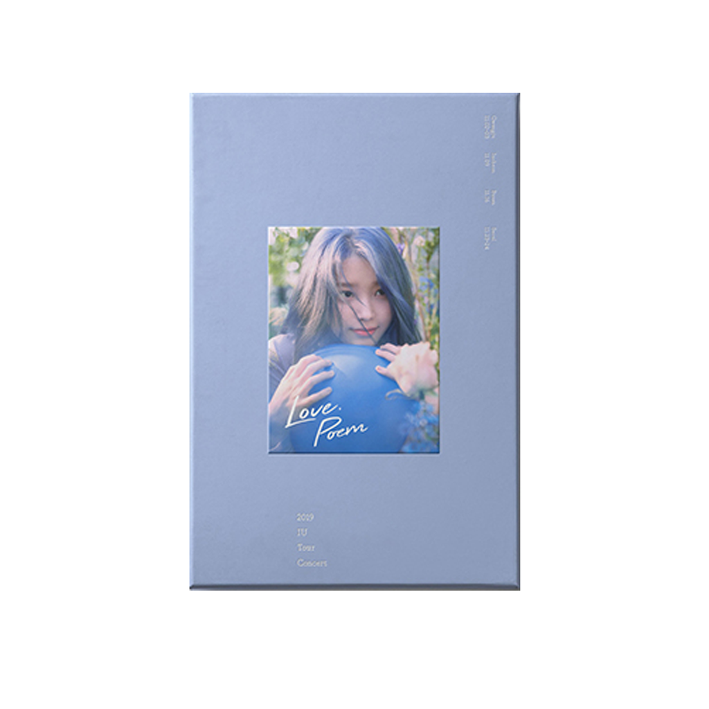 2019 IU Tour Concert - Love Poem in Seoul DVD