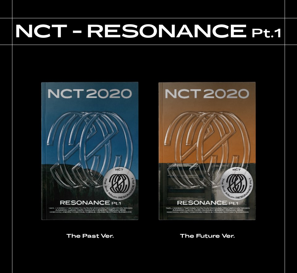 NCT 2020 1ST ALBUM - NCT 2020: RESONANCE PART 1 (PER VERSION)