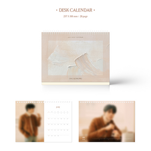 [PRE-ORDER] Ong Seong Wu Season's Greetings 2021