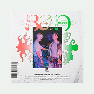 Super Junior D&E The 4th Mini Album - Bad Blood