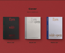 Load image into Gallery viewer, [PRE-ORDER] TWICE VOL.2 - EYES WIDE OPEN (RANDOM VER.)