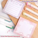 [Moonchiine] Twice Feel Special Memopad
