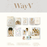 [Special Pre-Order] SMTOWN Artists Season's Greetings 2021 - WayV