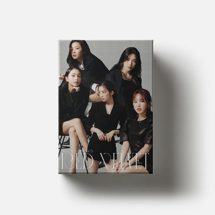 [Special Pre-Order] SMTOWN Artists Season's Greetings 2021 - Red Velvet