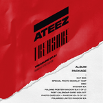 Ateez 2nd Mini Album Treasure Ep.2 Zero to One