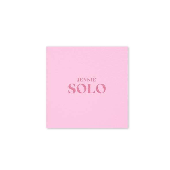 BLACKPINK Jennie SOLO Photobook