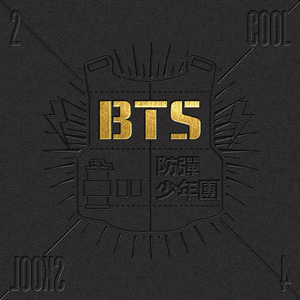 BTS 2Cool 4Skool Debut Single Album
