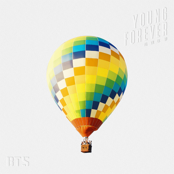 BTS - Special Album [花樣年華 (The most beautiful moment in life) Young Forever]