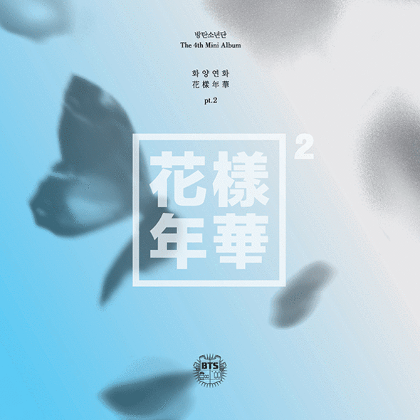 BTS - 4th Mini Album [花樣年華 (The most beautiful moment in life) pt.2]