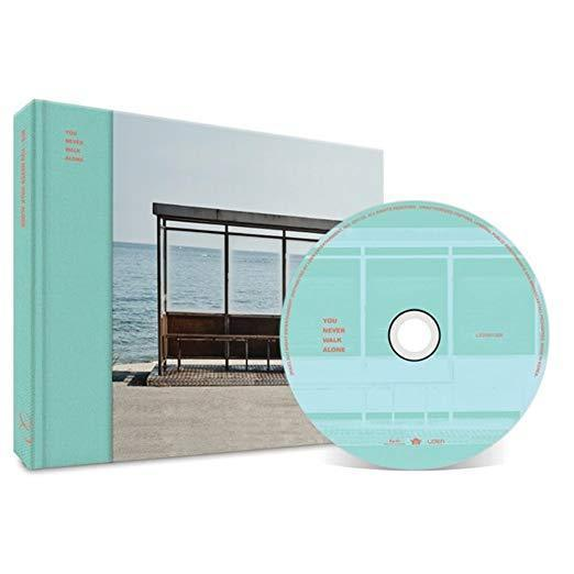 BTS - Repackage Album - You Never Walk Alone