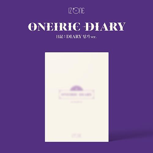 IZ*ONE  3rd Mini Album Oneiric Diary