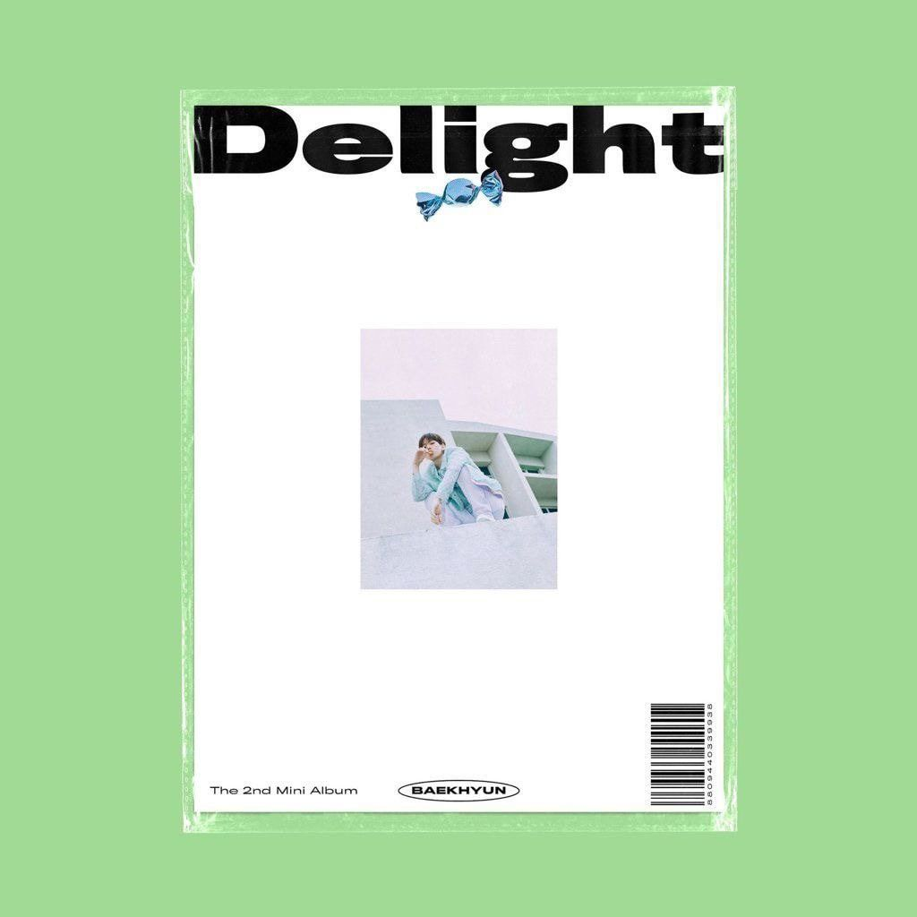 BAEKHYUN 2nd Mini Album Delight