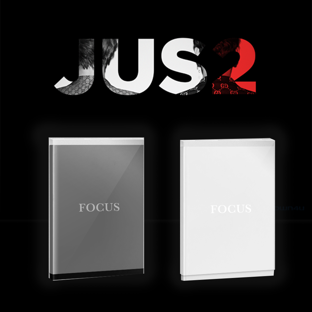 Jus2 - Mini Album [FOCUS] (Random Ver.)