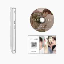 Load image into Gallery viewer, [PRE-ORDER] JINYOUNG Photobook - Hear, Here / Photobook in Taipei
