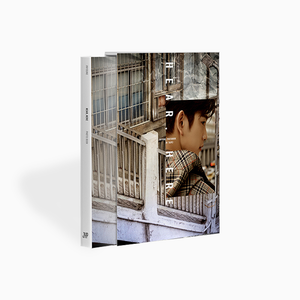 [PRE-ORDER] JINYOUNG Photobook - Hear, Here / Photobook in Taipei