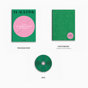 BLACKPINK 2020 Summer Diary in Seoul DVD