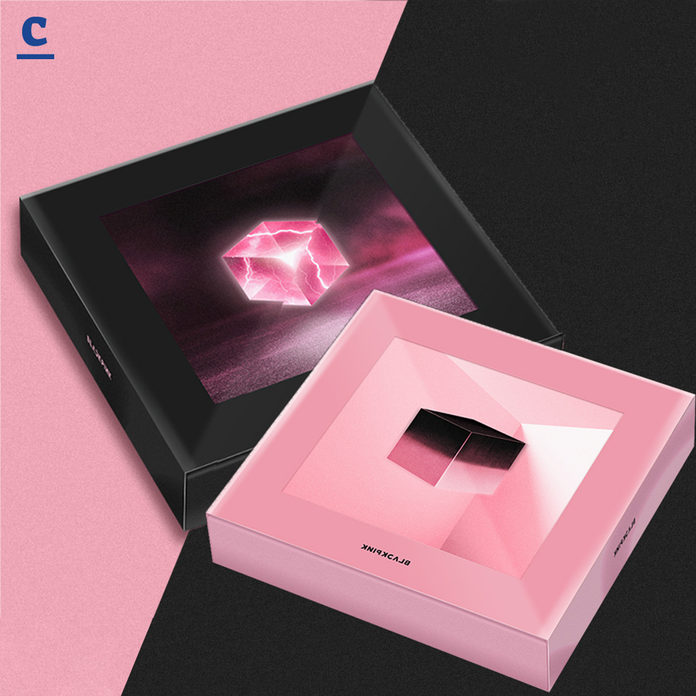 BLACKPINK - Mini Album Vol.1 [SQUARE UP] (Random Ver.)