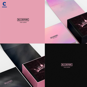[SPECIAL PRE-ORDER] BLACKPINK The First Full Album - The Album