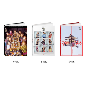 [PRE-ORDER] TWICE - Mini Album Vol.6 [YES or YES] (Random Ver.)