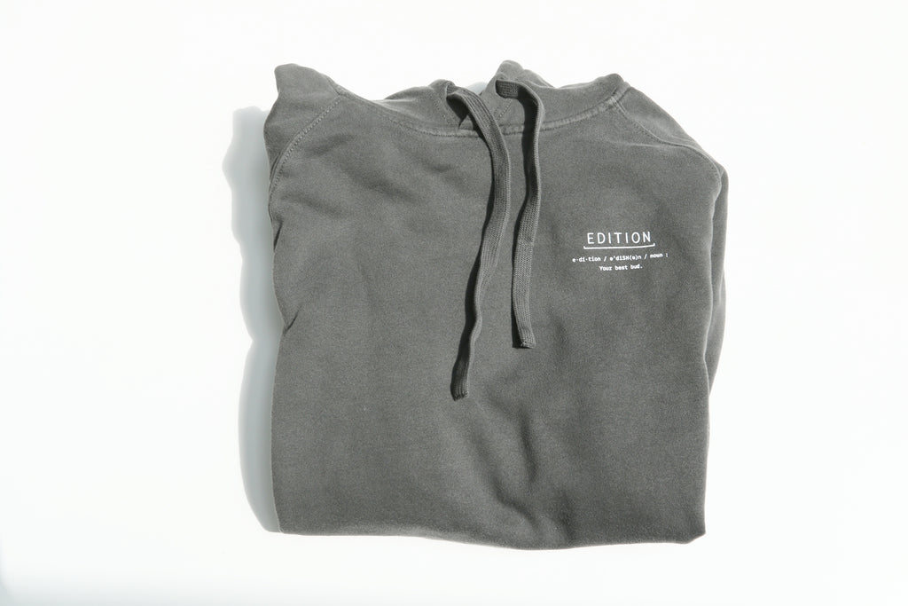 Edition Capsule 001 - Definition Hoodie