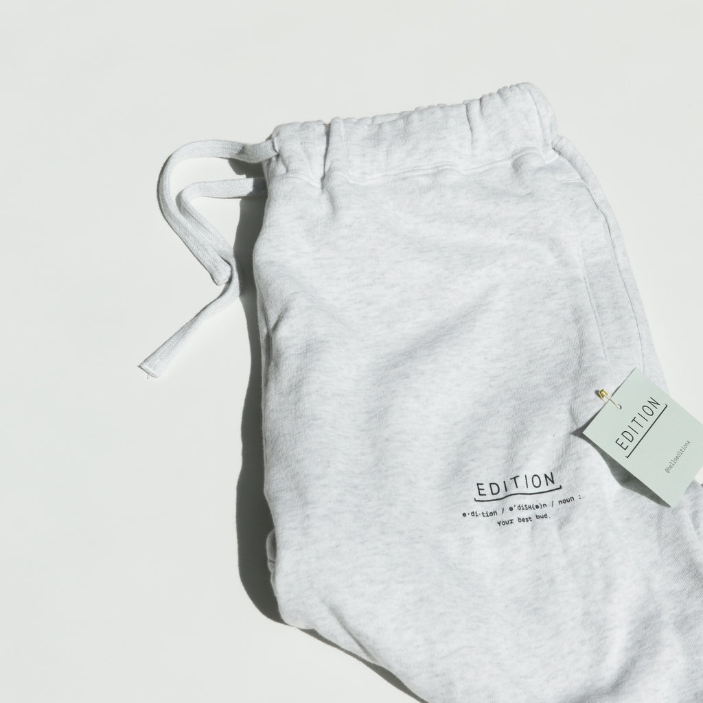 Edition Capsule 001 - Definition Joggers