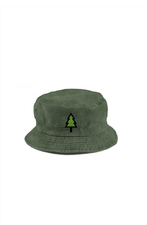 Open image in slideshow, Save the Trees Bucket Hat