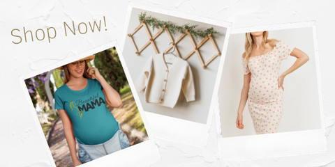 Find maternity clothing and premium fabrics baby clothing such as cashmere sweaters in your baby and sunshine subscription box.