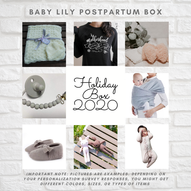 Buy High quality Holiday Box 2020 ❤️ SHOP SMALL BUSINESS - Baby and Sunshine