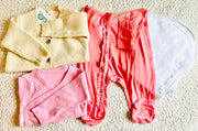 Buy High quality Baby Girl Snap Onesie Set - Baby and Sunshine