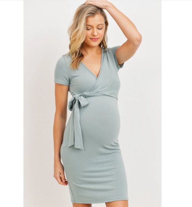 Buy High quality Soft Baby Terry Maternity/Nursing Dress - Baby and Sunshine