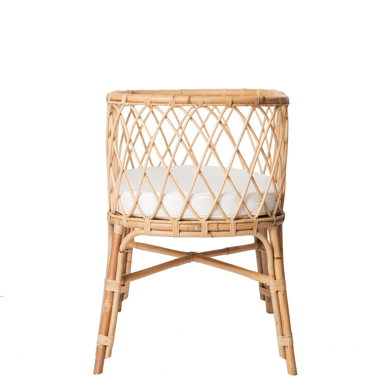 Dreamland Rattan Bassinet